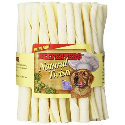 Beefeaters Natural Twist Stix, 5-Inch