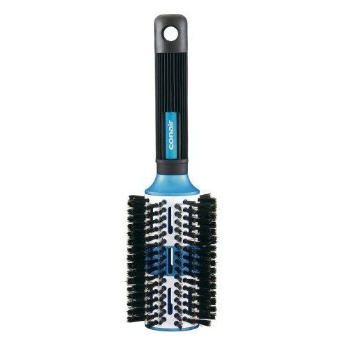 Conair Pro Tech Vented Boar Round Brush, Large