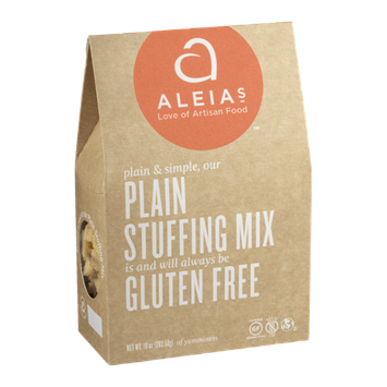 Aleia's Plain Stuffing Mix Gluten Free