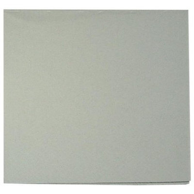 King Zak Ind Lillian Tablesettings 21825 Silver Solid Lunch Napkin 3 Ply - 960 Per Case
