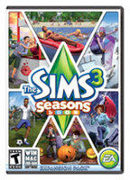Electronic Arts The Sims 3 Seasons (Win/Mac)