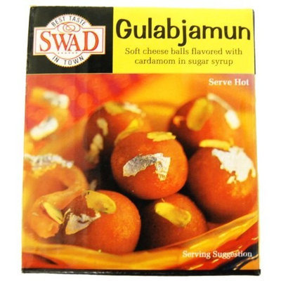 Swad Gulab Jamun, 35.4000-Ounce (Pack of 4)