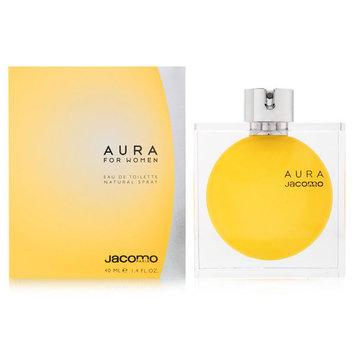 AURA by Jacomo EDT SPRAY 1.4 OZ