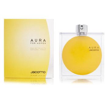 Jacomo - Aura EDT Spray 2.4 oz 125351 (Women's) - Bottle