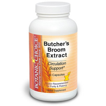 Botanic Health Butcher's Broom Extract Capsules