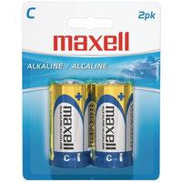Maxell MAXELL 723320 - LR142BP Alkaline Batteries C PK 2 Pk PK Carded