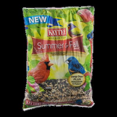 Kaytee Wild Bird Food Summer & Fall