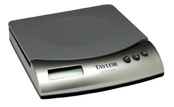 Taylor 3801 11-Lb Capacity Digital Kitchen Scale