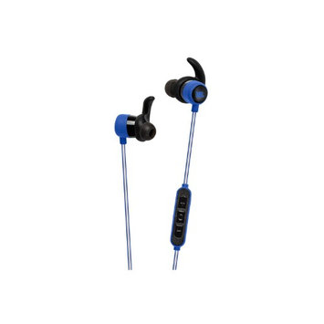 Jbl Reflect Mini Bluetooth Earbuds With Mission Cooling Towel - Blue