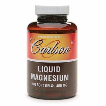 Carlson Liquid Magnesium 400mg