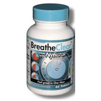 Nutritional Therapeutics - Breathe Clear W/ Nt Factor, 60 tablets