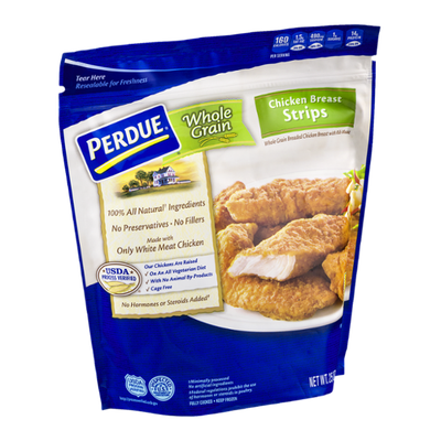 Perdue Whole Grain Chicken Breast Strips