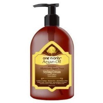 One 'n Only Argan Oil Styling Cream,10 fl. oz.