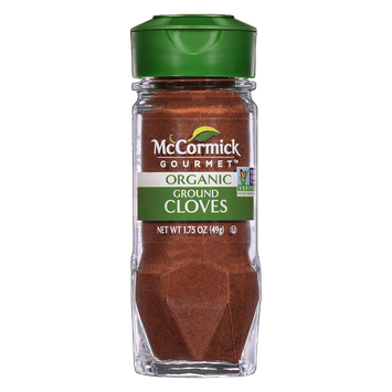 McCormick Gourmet™ Organic Cloves, Ground
