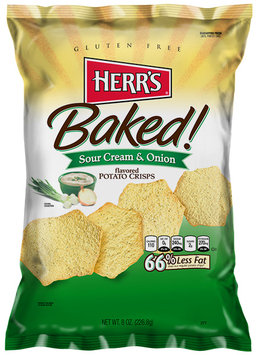 Herr's® Sour Cream & Onion Baked Potato Crisps