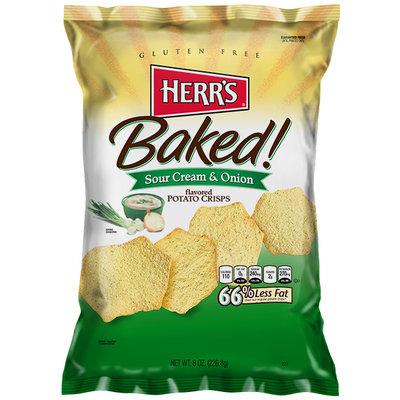 Herr's® Sour Cream & Onion Baked Potato Crisps