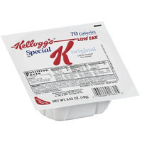 Special K® Kellogg Cereal, Ounce Individual-Serving Bowls