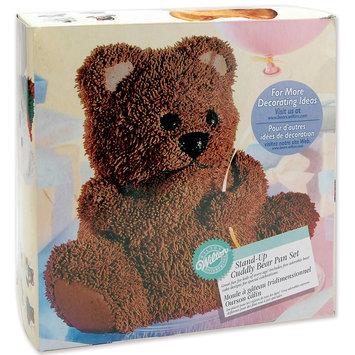 Wilton Cuddly Bear Stand-up Cake Pan Set