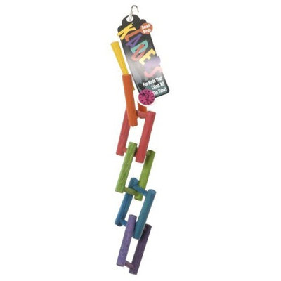 Pink Parrot® Kladders® Chewable Ladders for Birds