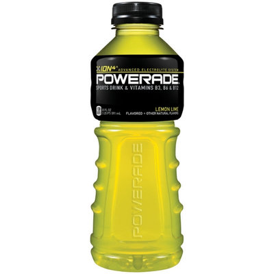 Powerade Lemon-Lime Ion4 20 Oz