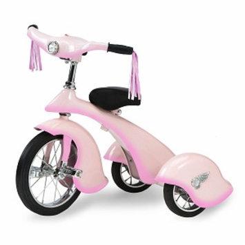 Morgan Cycle Fairy Trike