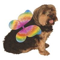 Rubie's Fairy Wings Pet Costume - Rainbow (S/M)