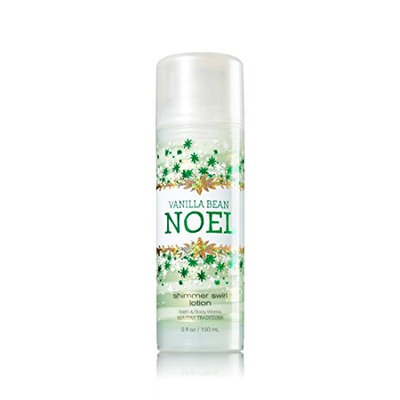 Bath & Body Works® Vanilla Bean Noel Shimmer Swirl Lotion