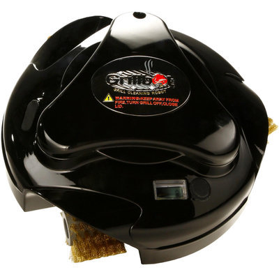 Grillbots GBU102 Automatic Grill Cleaner Robot Black
