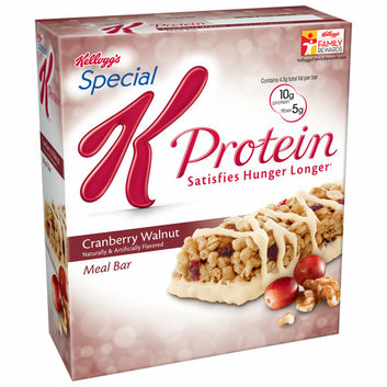 Special K® Kellogg's Cranberry Walnut Meal Bars