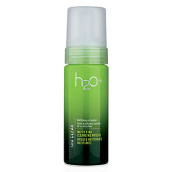 H2O Plus Sea Clear Mattifying Cleansing Mousse