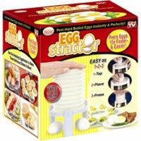 As Seen On TV - Egg Stractor - Peel Hard Boiled Eggs