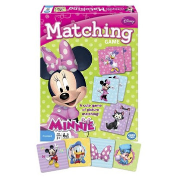 The Wonder Forge Minnie Mouse Bow-tique Matching Game