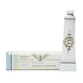 LoLLIA Shea Butter Handcreme, Mint Julep .75 oz (21 g)