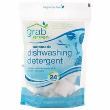 GrabGreen Automatic Dishwashing  Detergent Pouch