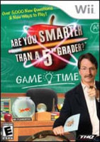 THQ Are you Smarter Than A 5th Grader?: Game Time