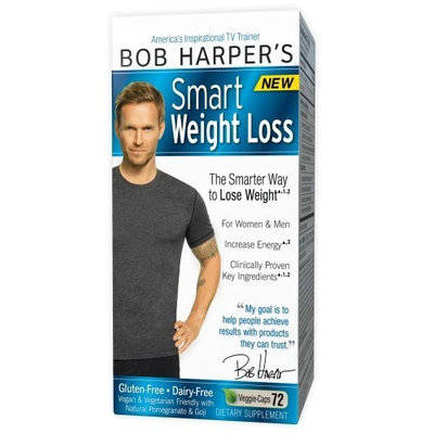Bob Harper Smart Weight Loss Capsule, 72-Count