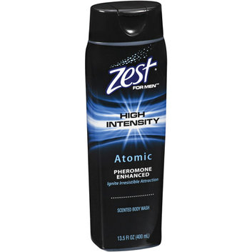 Zest for Men High Intensity Atomic Scented Body Wash
