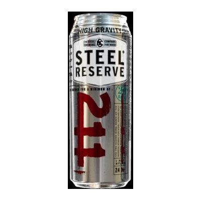 Steel Reserve High Gravity Lager