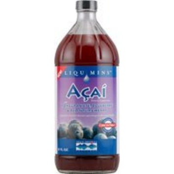 Trace Minerals Research Trace Minerals Acai Liquid, 32-Ounce