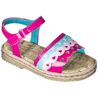 Genuine Kids from Oshkosh Infant Girl's Genuine Kids from OshKosh™ Aesha Slide Sandals -