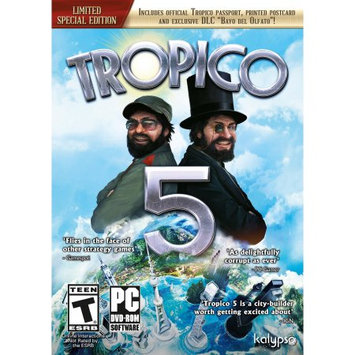 Kalypso Media Tropico 5 Limited Special Edition - Windows