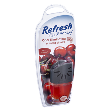 Refresh Very Cherry Car Scented Oil Wick