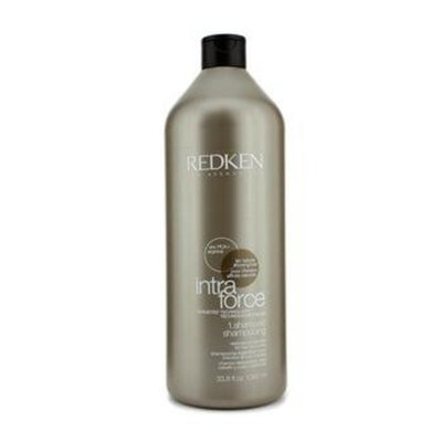 Redken Intra Force Shampoo For Natural Thinning Hair (33.8 oz.)