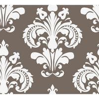 Devine Color Chantilly Wallpaper - Buck