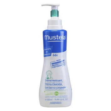 Mustela Bebe Dermo-Cleansing Gel for Hair and Body