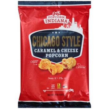 Dale & Thomas Popcorn, Indiana Chicago Style Caramel & Cheese Popcorn, 8 oz
