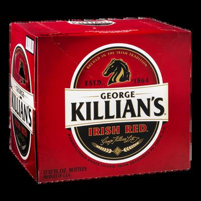 Killian's Irish Red Lager - 12 CT