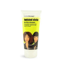 Urban Therapy Twisted Sista De-Frizz Shampoo, 6.76 Ounce