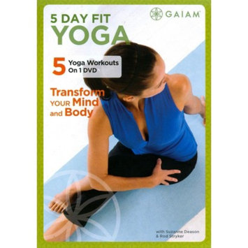 E1 Entertainment 5 Day Fit Yoga - Canadian DVD (DVD)