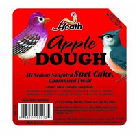 Heath Outdoor Products DD-13 Apple Dough Suet Cake, Case of 12